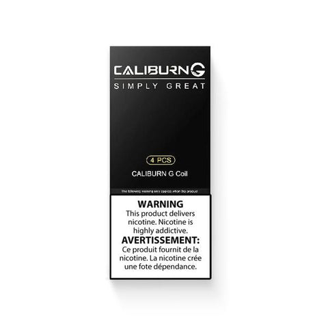 Uwell Caliburn G Replacement Coils (4 Pack)