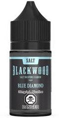Blue Diamond By Blackwood Nic Salt E-Liquid - 30mL