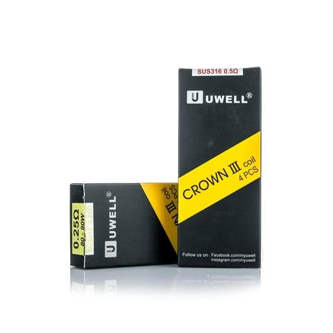 UWELL Crown 3 Coils (4 Pack) - Sagavape.com