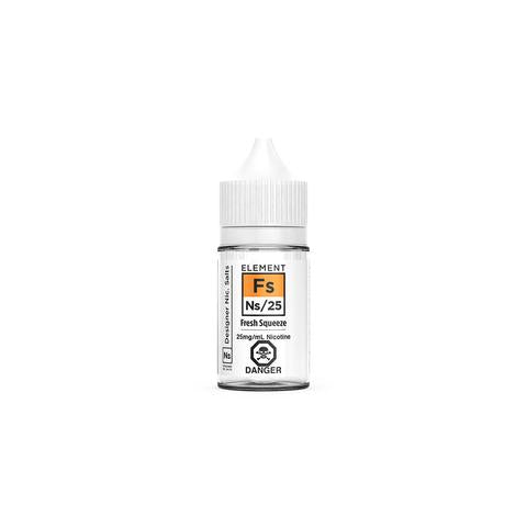 Fresh Squeeze By Element Nic Salt E-Liquid - 30ML