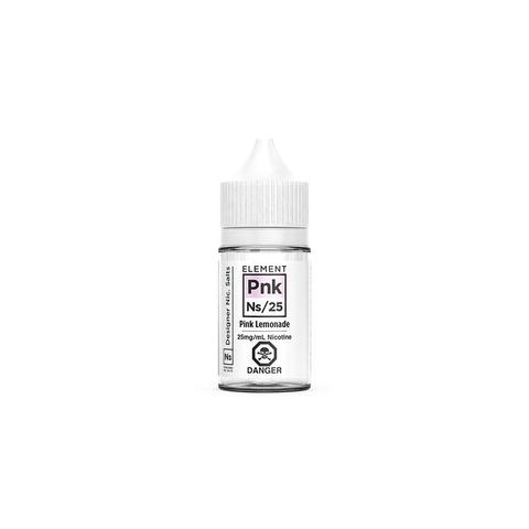 Pink Lemonade By Element Nic Salt E-Liquid - 30ML - Sagavape.com