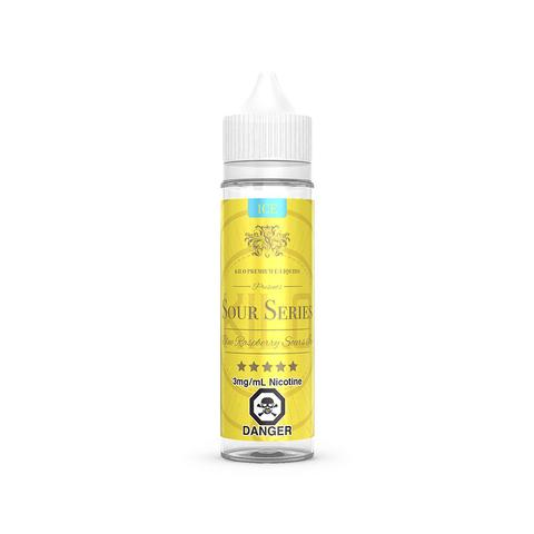 Blue Raspberry Sours Ice E-Liquid By Kilo - 60ML (Blue Raspberry Ice E-Liquid By Bazooka)