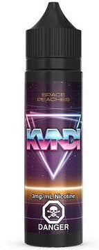 Space Peaches by KVNDI E-Liquid - 60mL