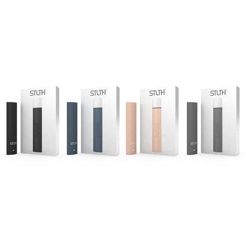 Stlth POD System Device >> (The Juul Starter Kit Killer!!)