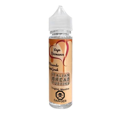 Italian Bread Pudding E-Liquid By Vape Bromance - 60ML - Sagavape.com