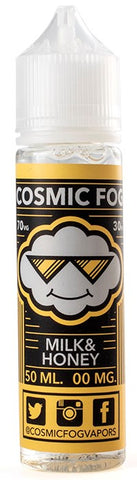 Milk & Honey by Cosmic Fog E-Liquid - 60mL