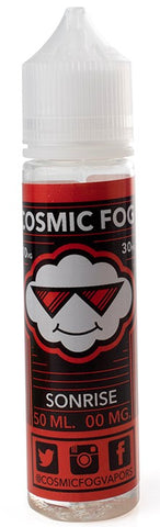 Sonrise By Cosmic Fog E-Liquid - 60mL