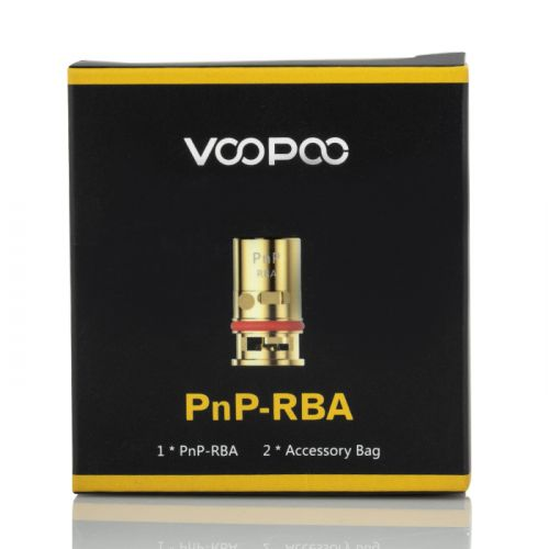 Voopoo PnP RBA Replacement Coils (1 PACK)