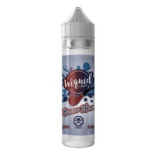 Bacco Blue By Wiquid E-Liquid - 60ML
