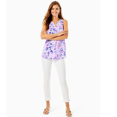 Lilly Pulitzer Stacey Sleeveless Tunic Top