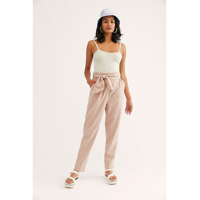 Free People Al Fresco Convertible Jumpsuit Pant Dress L