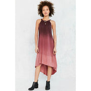 Ecote Urban Outfitters Ombre Hazelene Mini Dress