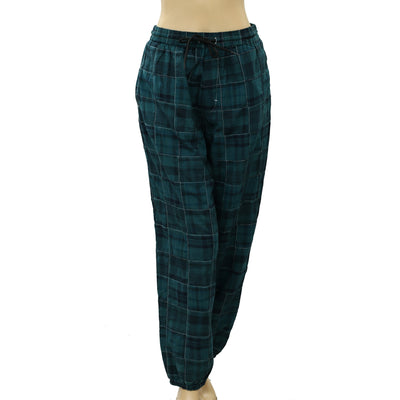 Urban Outfitters Plaid Jogger Trouser Pants M