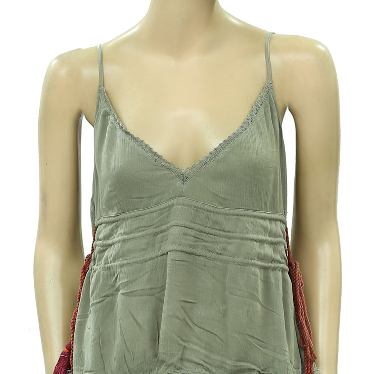 Free People Take It To The Extreme Tank Top XS