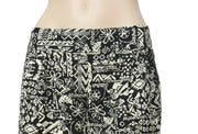 Ecote Printed Pocket Shorts L