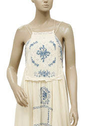 Free People Diamond In The Sky Dress S