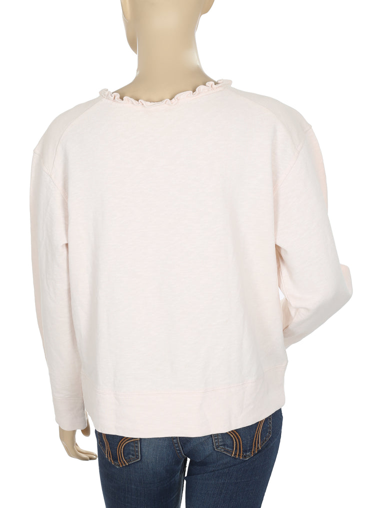 Paul & Joe Sister Colbert Sweatshirt Top S