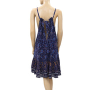 Free People Lyla Swing Mini Dress