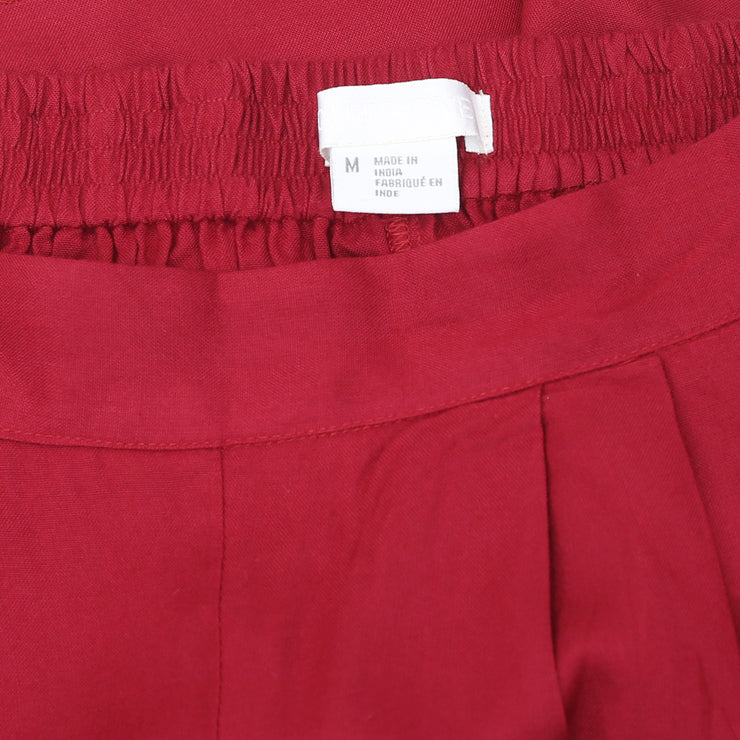 Cooperative Anthropologie Pleated Pocket Shorts M