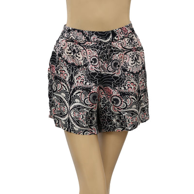 Odd Molly Anthropologie Floral Printed Shorts