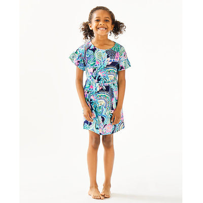 Lilly Pulitzer Kids Girls Stasia Dress 12-14 Year