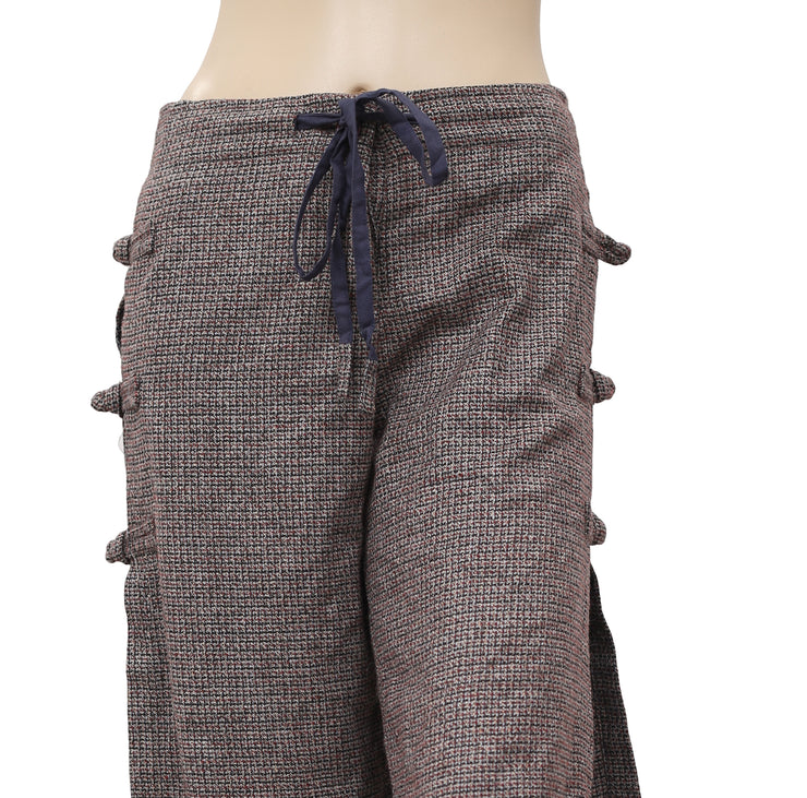 Free People jacquard Fabric Pajama Pant S
