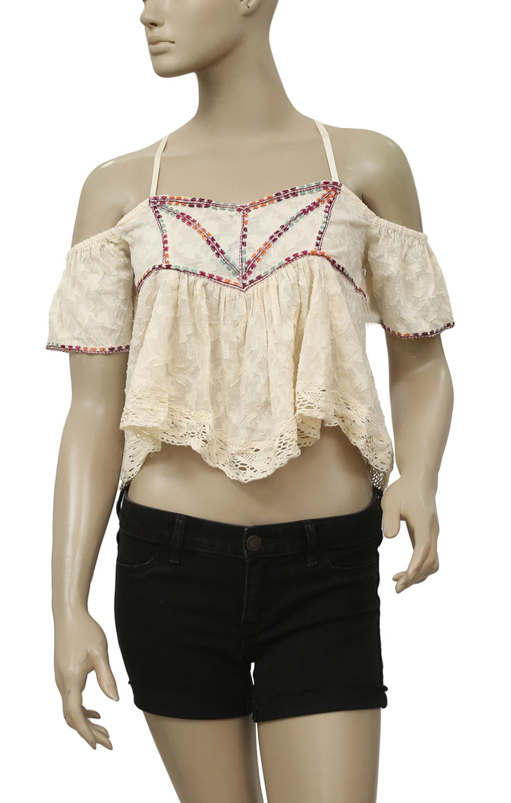 Free People Chicka Chicka Boom Boom Top XS