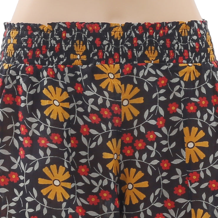 Out From Under Alvarado Printed Shorts L