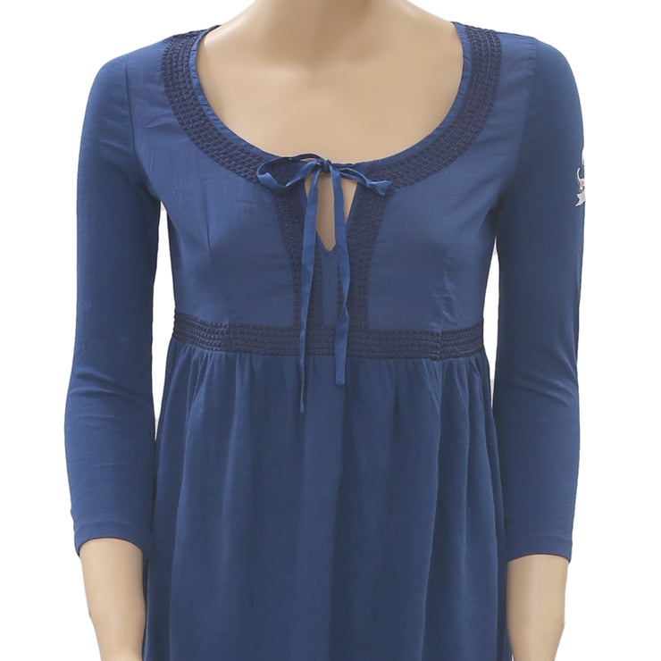 Odd Molly Anthropologie Cappella Mini Dress XS