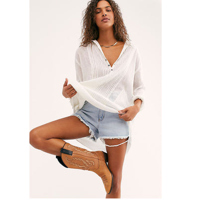Free People Fp One Waverly Tunic Top XS