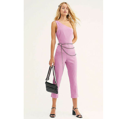 Free People Looking Back Jumpsuit Dress  S