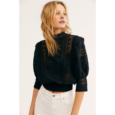 Free People FP One Sydney Blouse Top S
