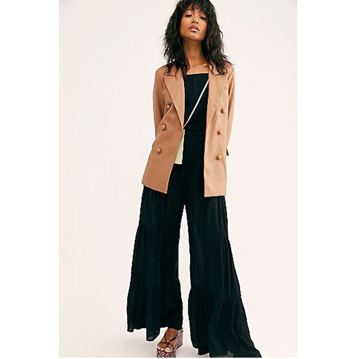 Free People Selfie Worthy Jumpsuit S