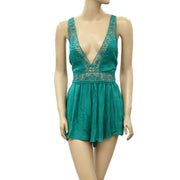 Free People Intimately Betty Romper Dress S