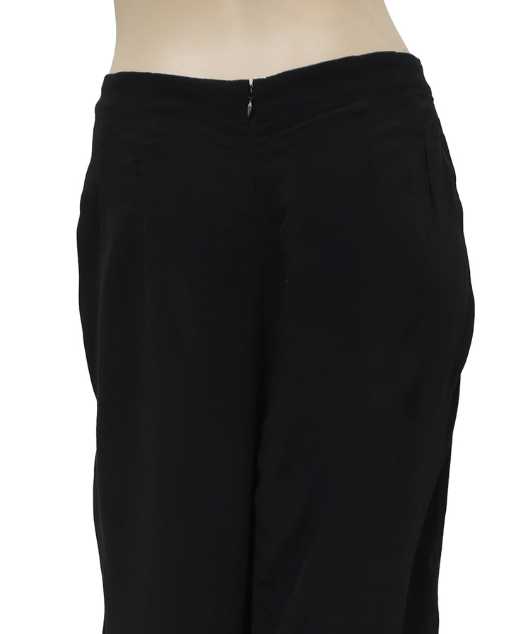 Free People High Waisted Zip Up Pant L