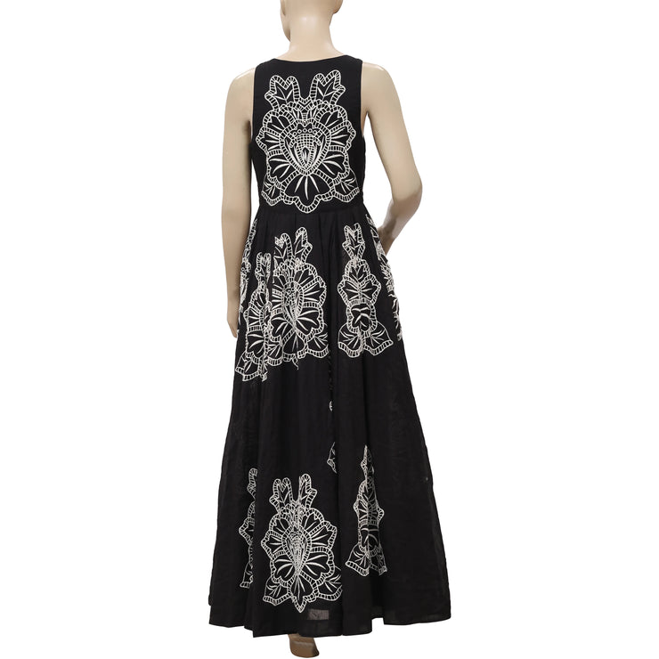 HD In Paris Castaic Embroidered Dress S