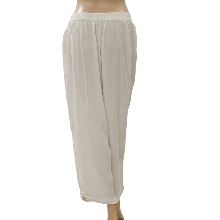 Free People Smocked Trouser Pants S
