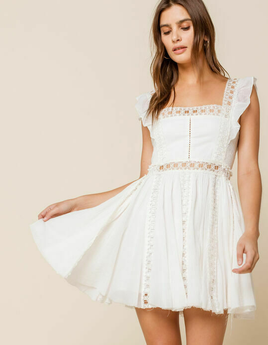 Free People FP One Verona Mini Dress