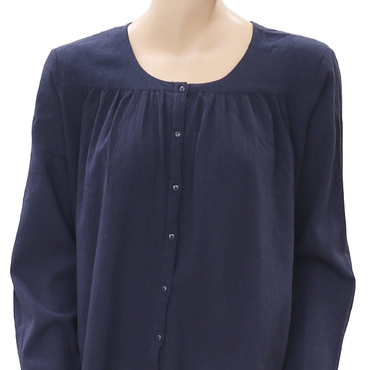 Des Petits Hauts Toulouse Dot Embroidered Top T 0