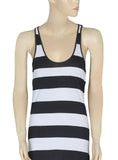 Denim & Supply Ralph Lauren Striped Black & White Dress XS