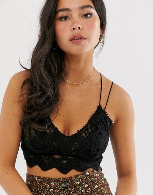 Free People FP One Ilektra Bralette Crop Top