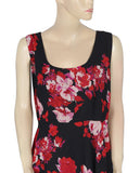 Yours Printed Sleeveless Dress Plus Size 1 X
