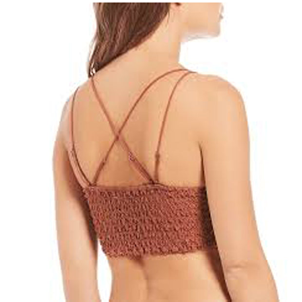 Free People FP One Adella Bralette Top
