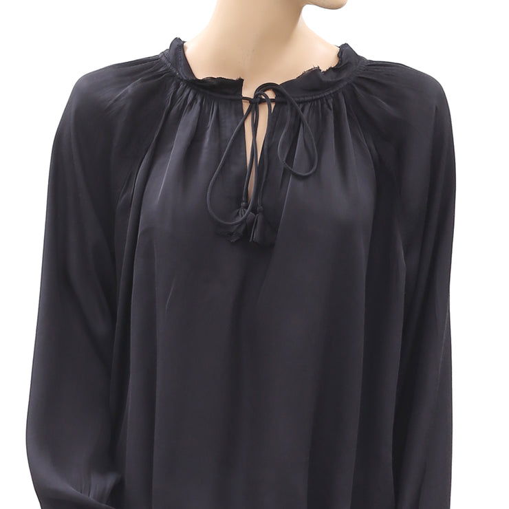 Urban Outfitters UO Wild Horses Tassel Top M