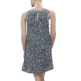Anthropologie Varun Bahl Astronomy Swing Mini Dress Sequin Cocktail S New