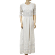 Ulla Johnson Clara Maxi Dress XS