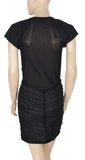 Armani Exchange Patchwork Mini Dress XS