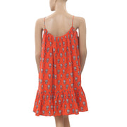 RHODE RESORT Nala Floral Mini Dress  M
