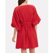 Rhode Resort Arya Red Mini Dress M