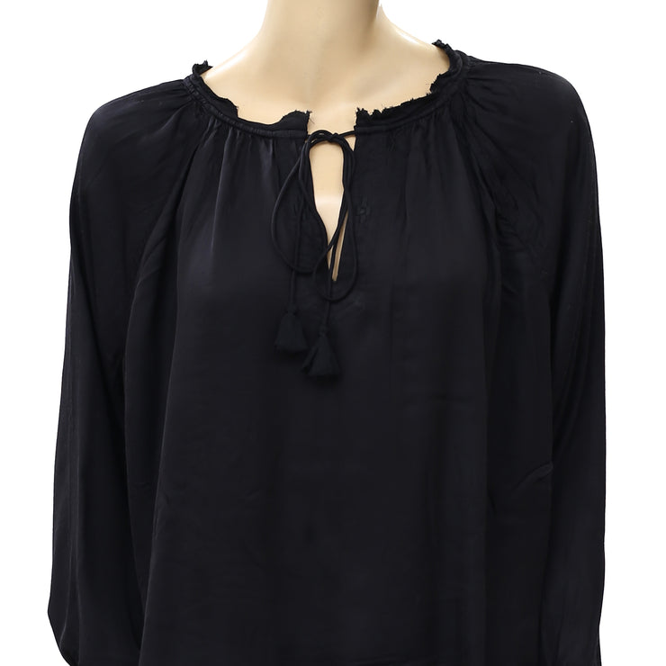 Zadig & Voltaire Theresa Blouse Top S